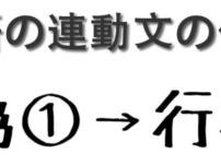 中国語の連動文の使い方
